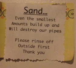 Sand Poem